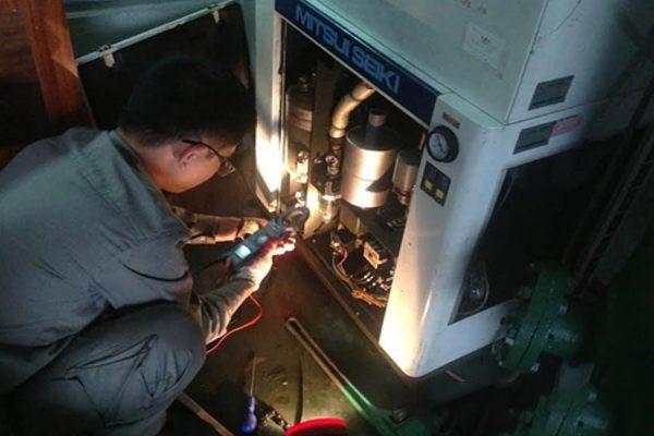 lịch trình bảo dưỡng máy nén khí trục vít